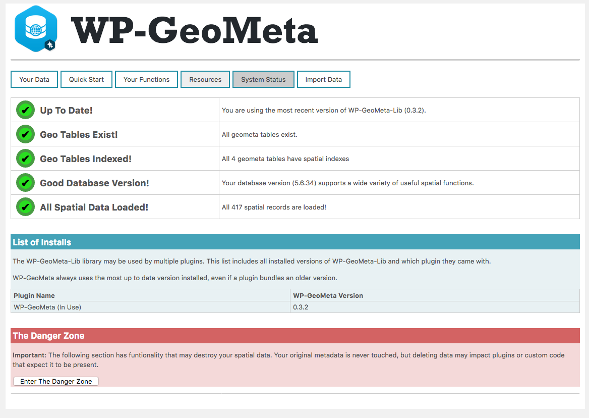WP-GeoMeta - Brilliant Plugins
